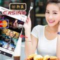 パイザカジノはクレジットカード入金VISA/Master(VプリカもOK)での入金が可能