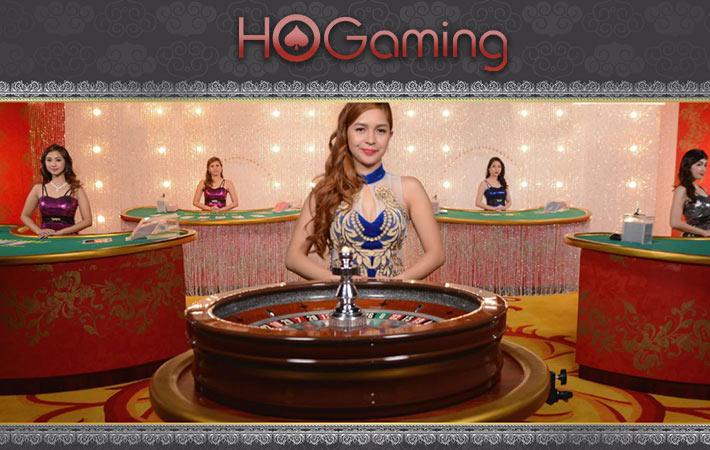 ライブカジノ hogaming